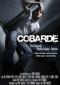 Cobarde_poster